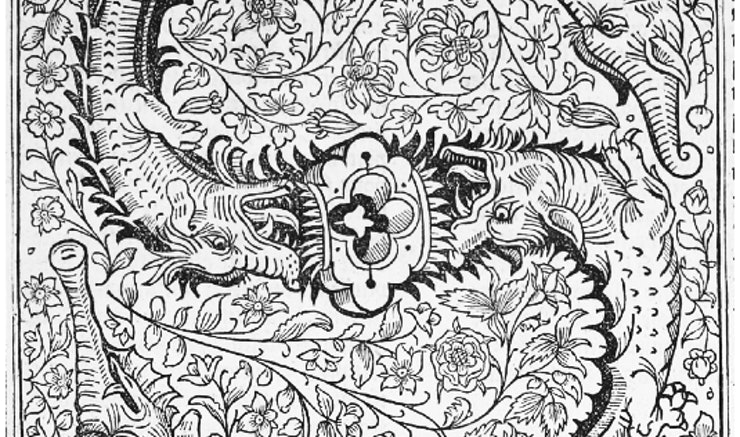 You Can Now Make Your Own DIY Adult Coloring Book From Historys Most Amazing Illustrations