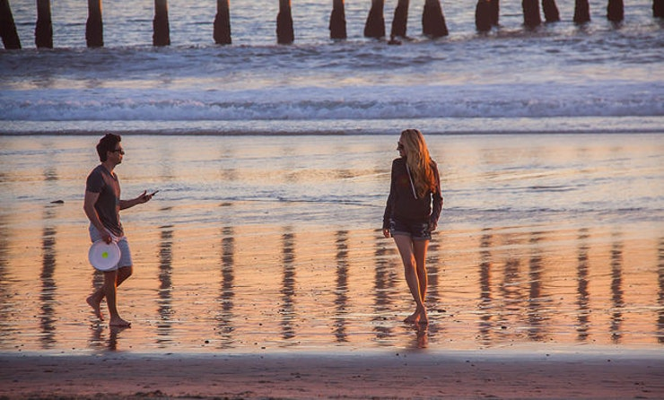 Dating california girl