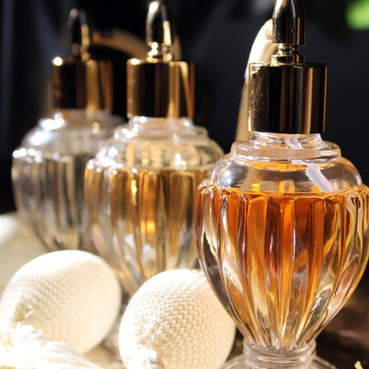 how to make your own perfume scent