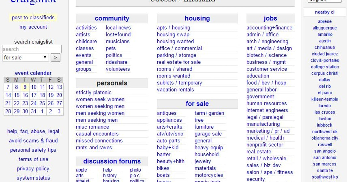 Craigslist Ad Offers Homeless Woman a Place to Live... as ...