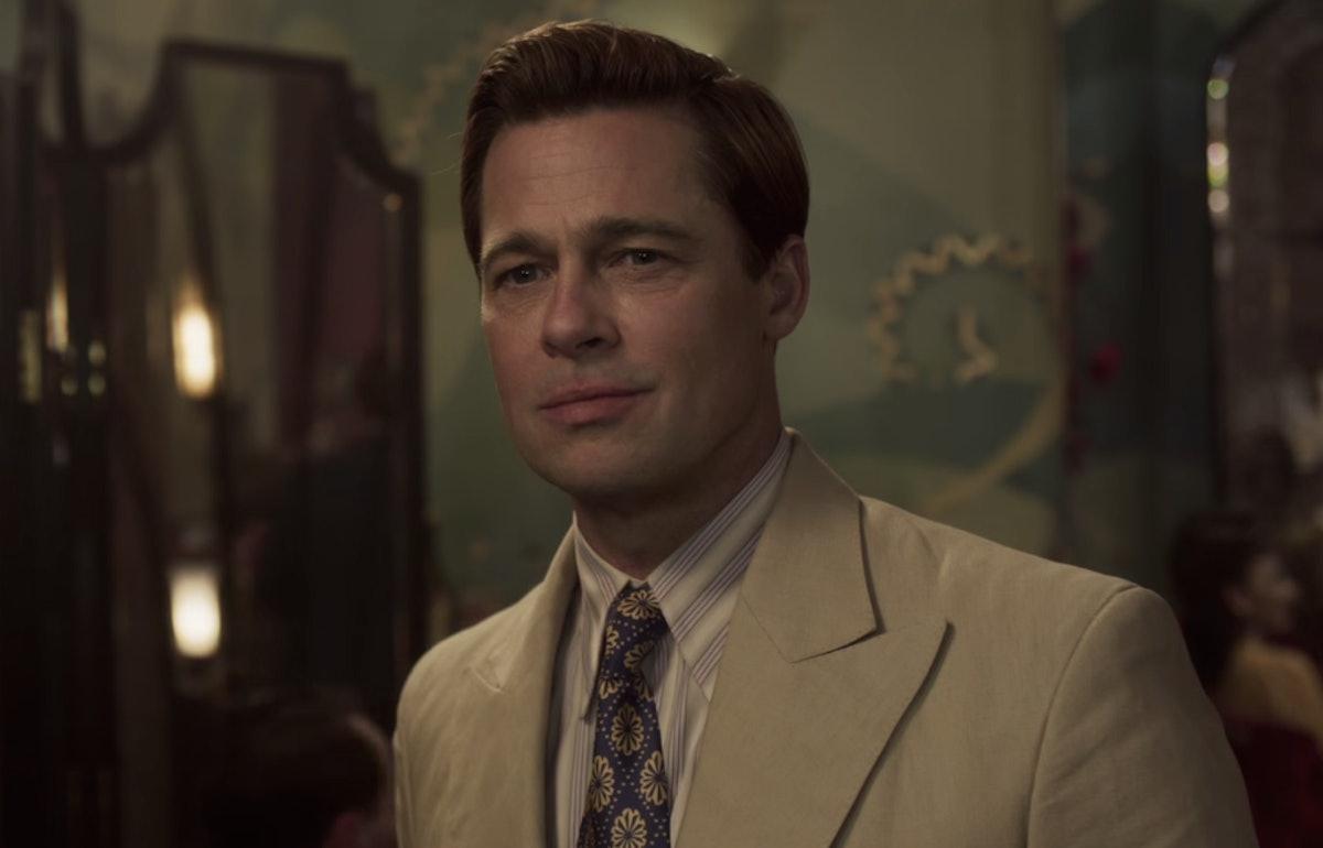 Brad Pitt's 'Allied' T...