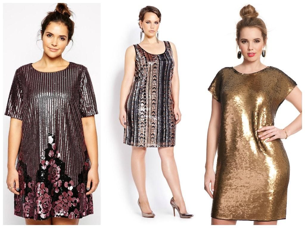 33 plus size dresses for new year's eve — because what better