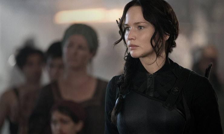 dressing like katniss everdeen in real life because quotthe