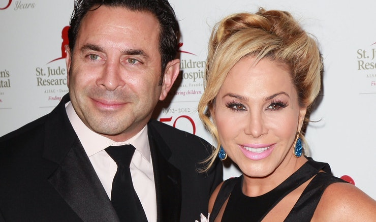 What Happened to 'RHOBH' Adrienne Maloof's Husband Paul Nassif? He's Still on Reality TV