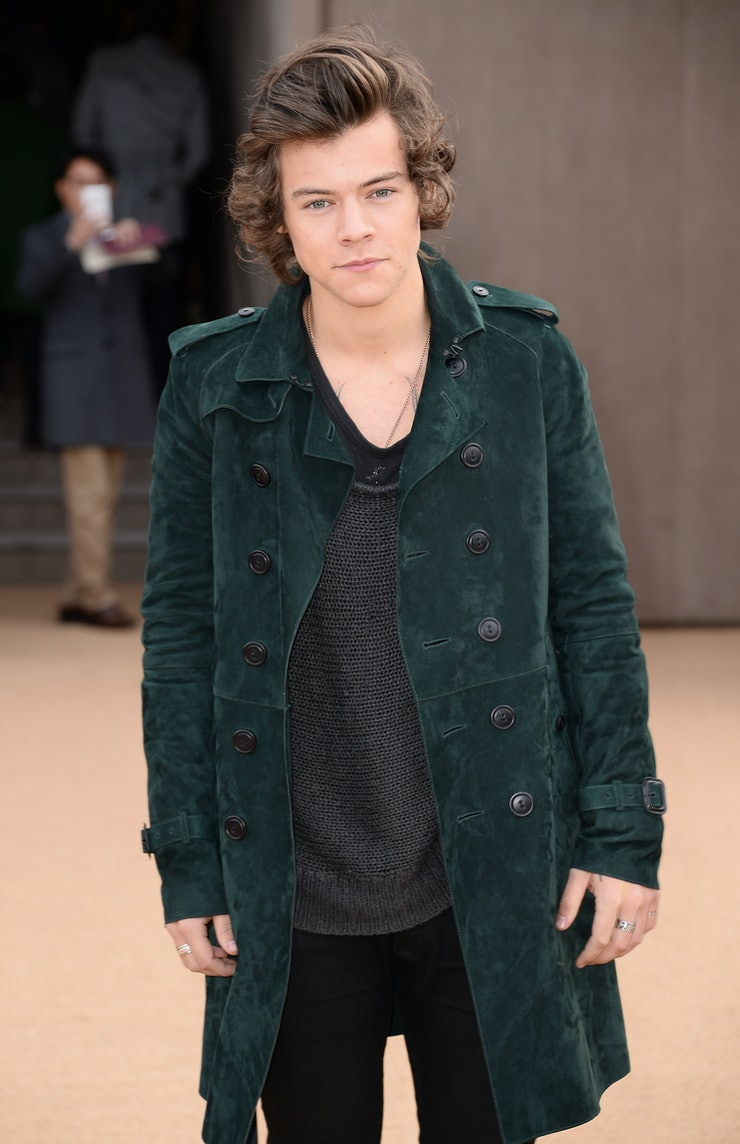 21 Times Harry Styles Was More Basic Than A Pumpkin Spice Latte & A  Chipotle Burritobined — Photos