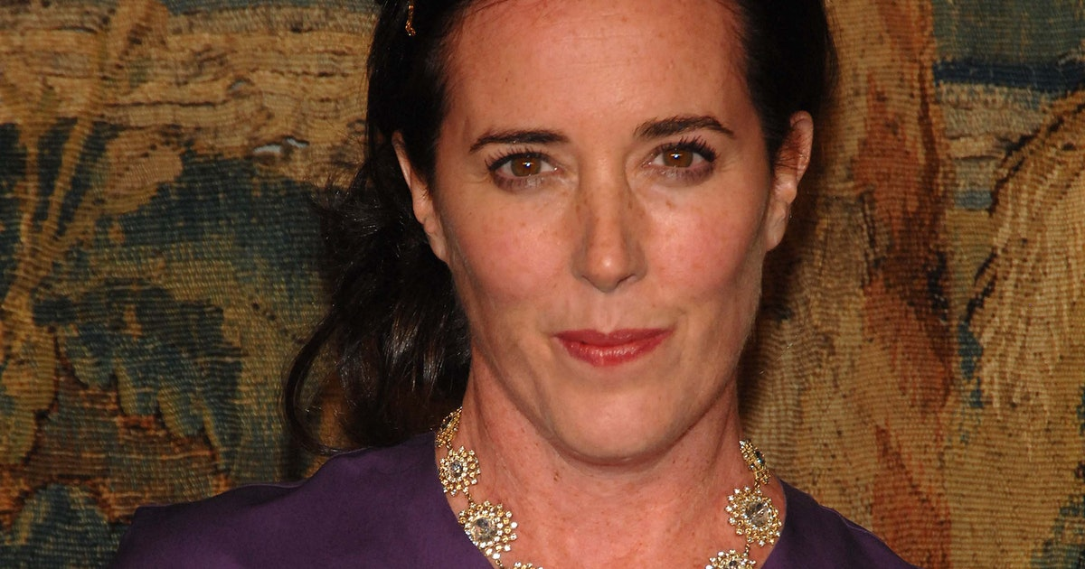 Kate Spade Changed Her Last Name Amp Heres Why