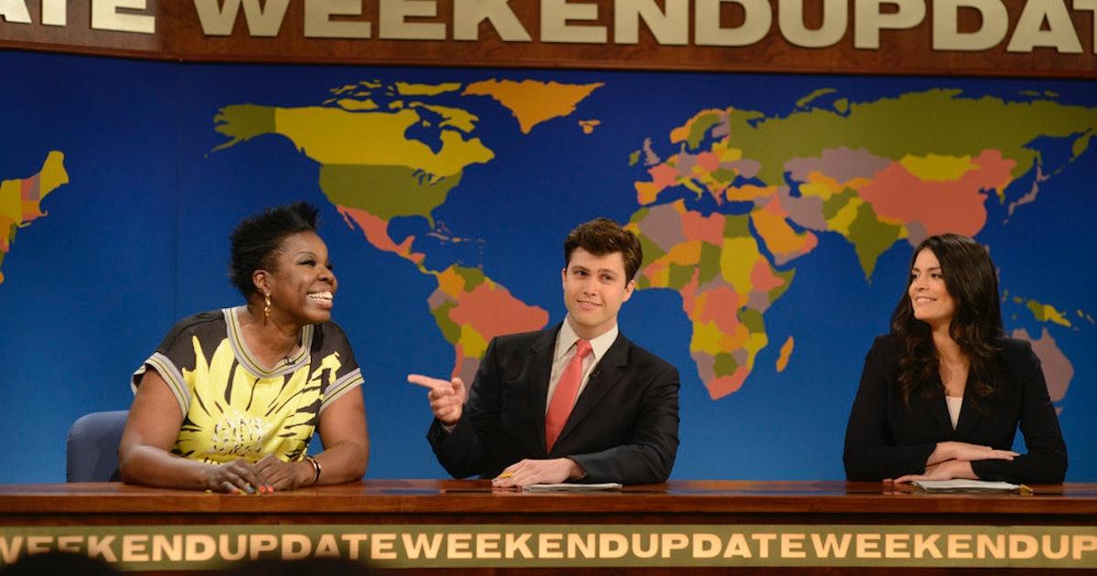 Weekend update leslie jones on dating in new york