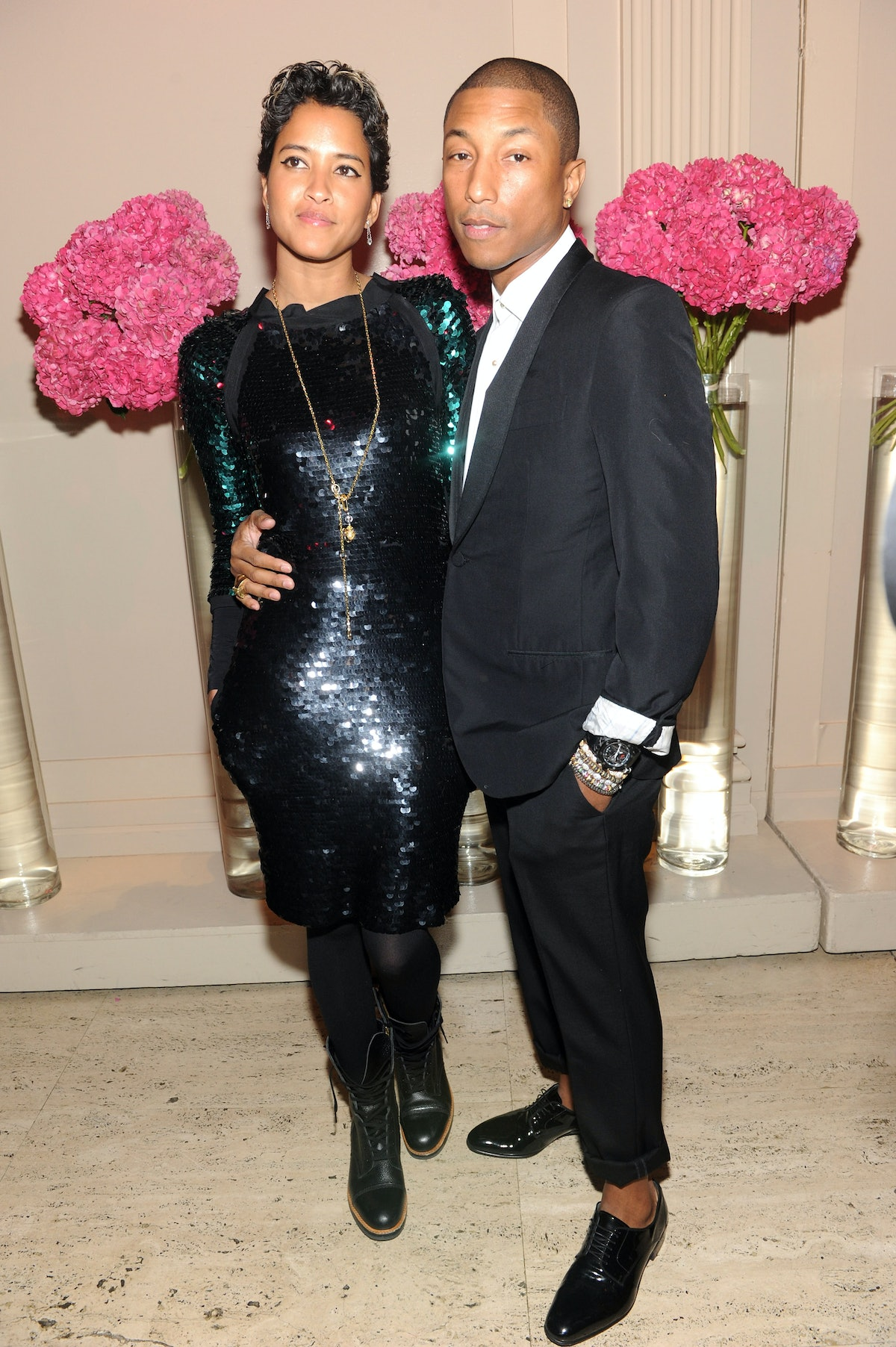 Who Is Helen Lasichanh? Pharrell William's Wife Is His