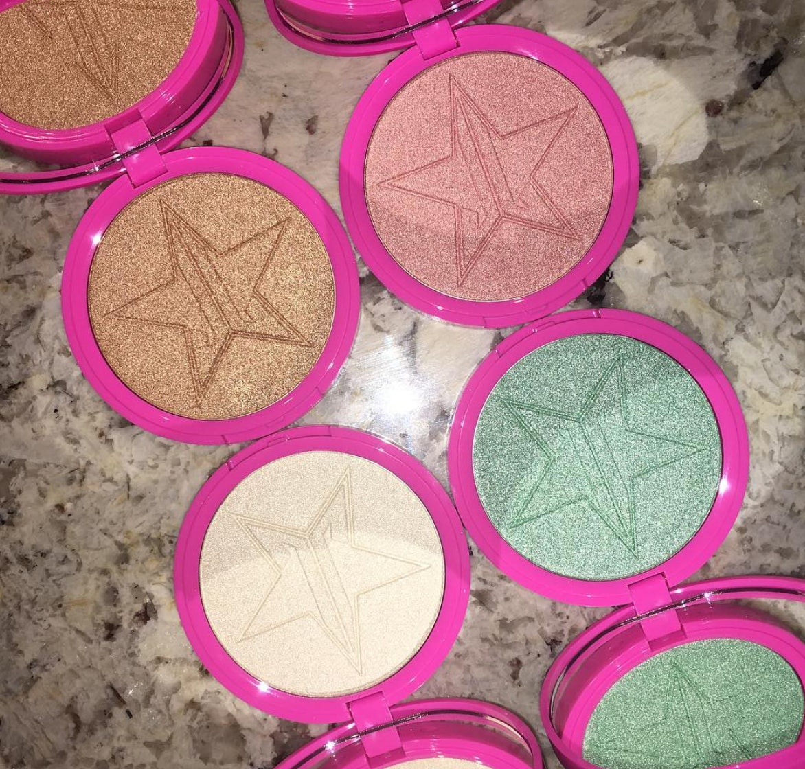 jeffree star makeup collection. what date can you buy jeffree star cosmetics skin frost highlighters? mark your calendar for this exact day makeup collection m