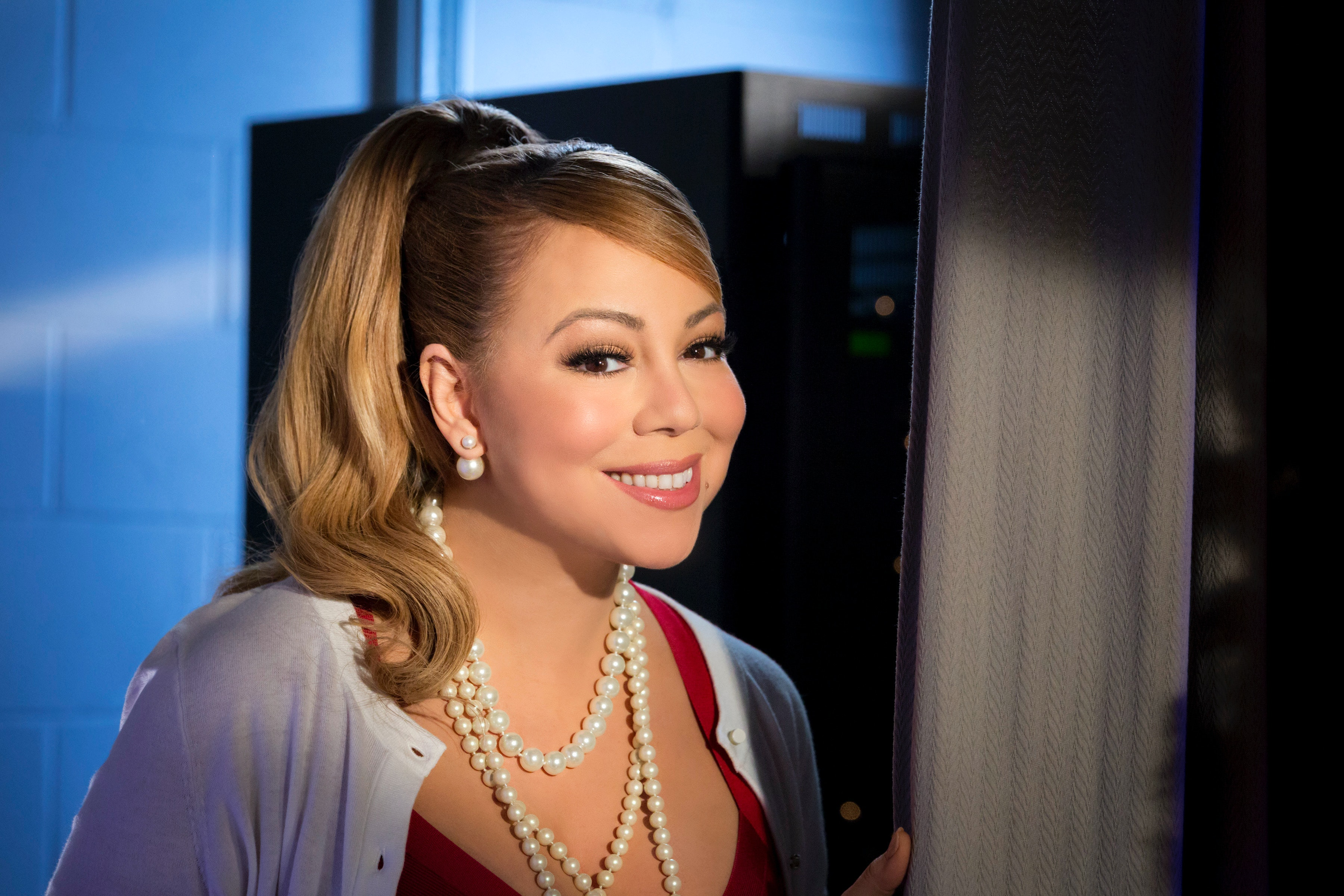 Listen To Mariah Carey's Song From 'A Christmas Melody,' Because ...