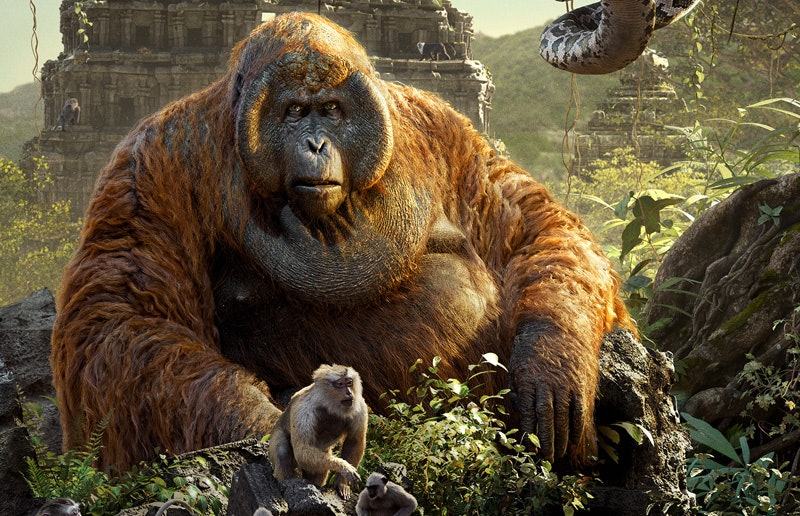 I Wanna Be Like You' From 'The Jungle Book' Is Way Different In ...