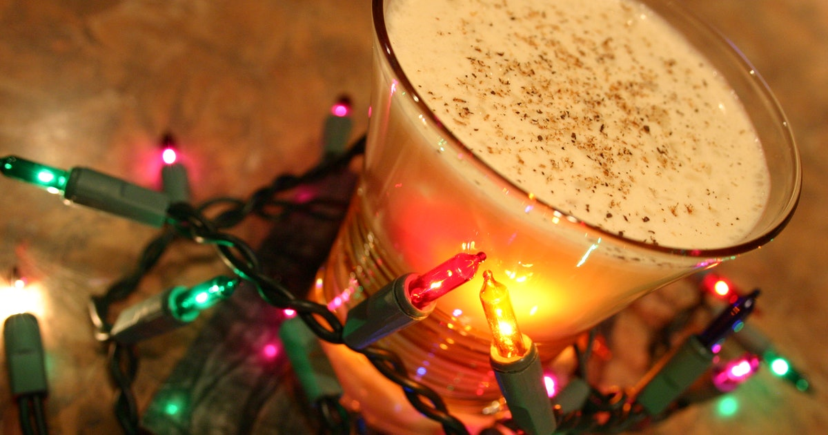 5 easy eggnog recipes that put a new spin on a holiday classic - Traditional eggnog recipe holidays ...