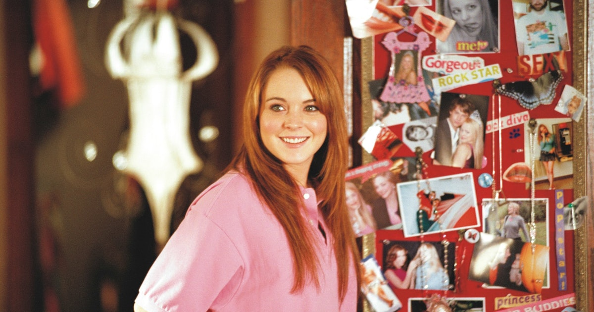 Cady From 'Mean Girls' Was Actually The Worst & Here's Why