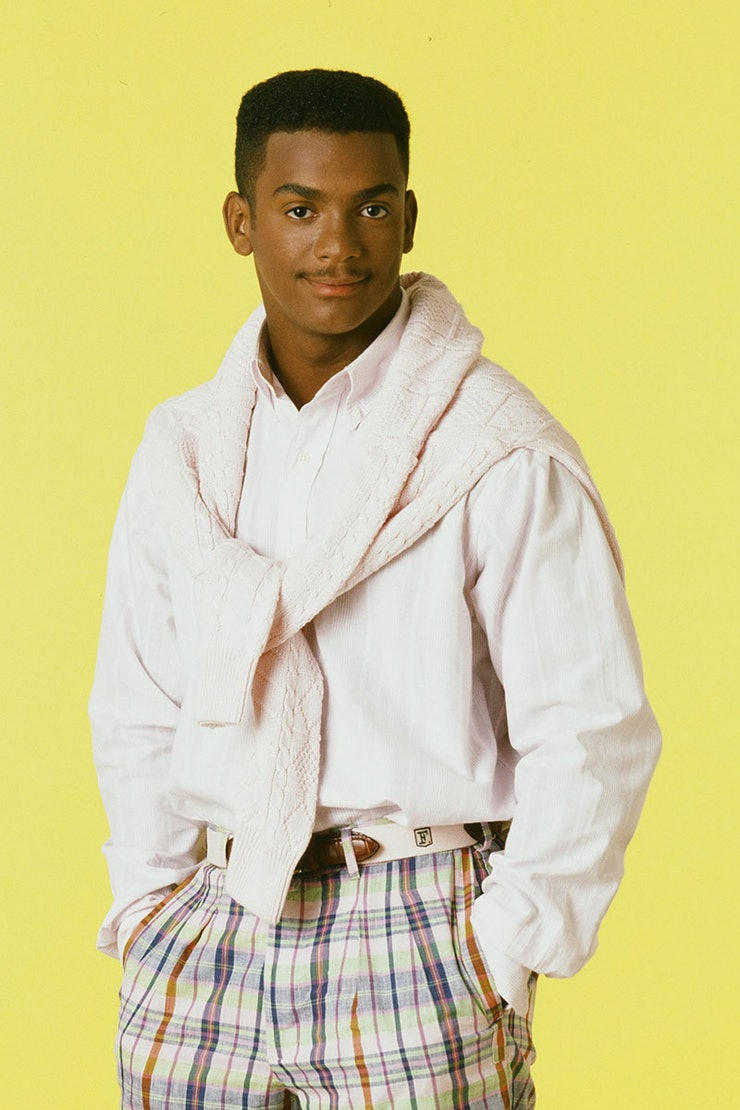 What Makes Up A Carlton Banks The Fresh Prince
