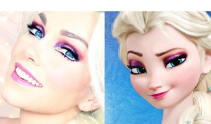 Makeup Artist Kandee Johnson\'s Crazy Character Transformations ...