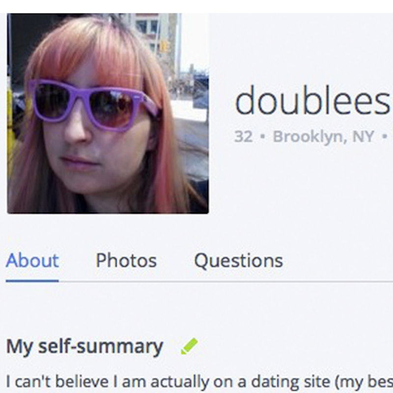 bio for dating site