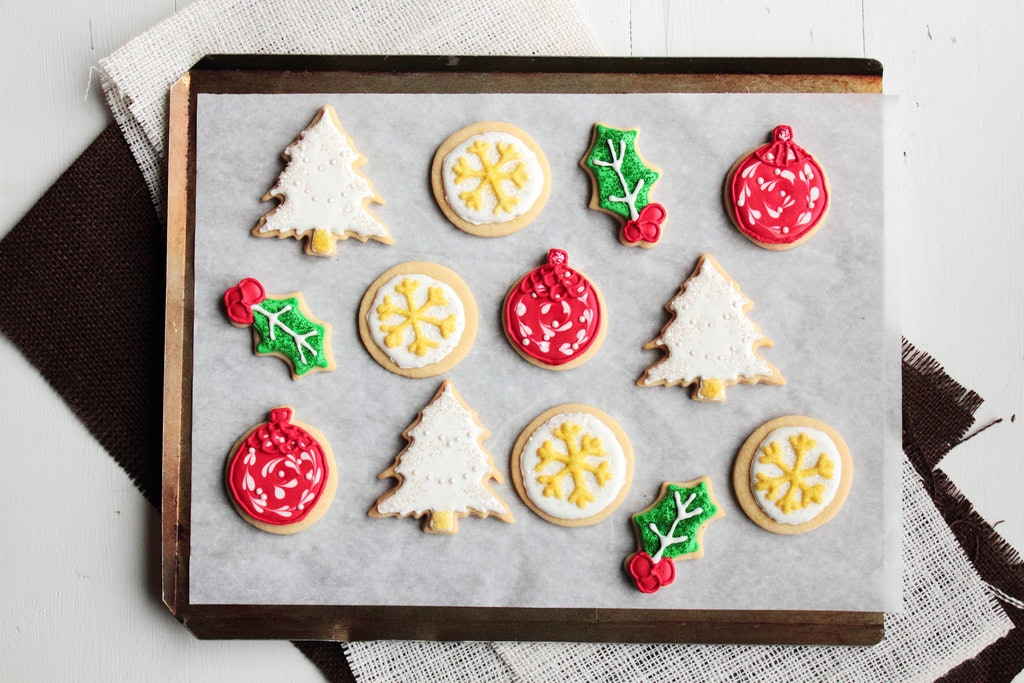 16 Holiday and Christmas Cookies to Make for Friends, Bosses, and ...