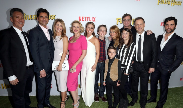How Old Is The 'Fuller House' Cast? The 'Full House ...