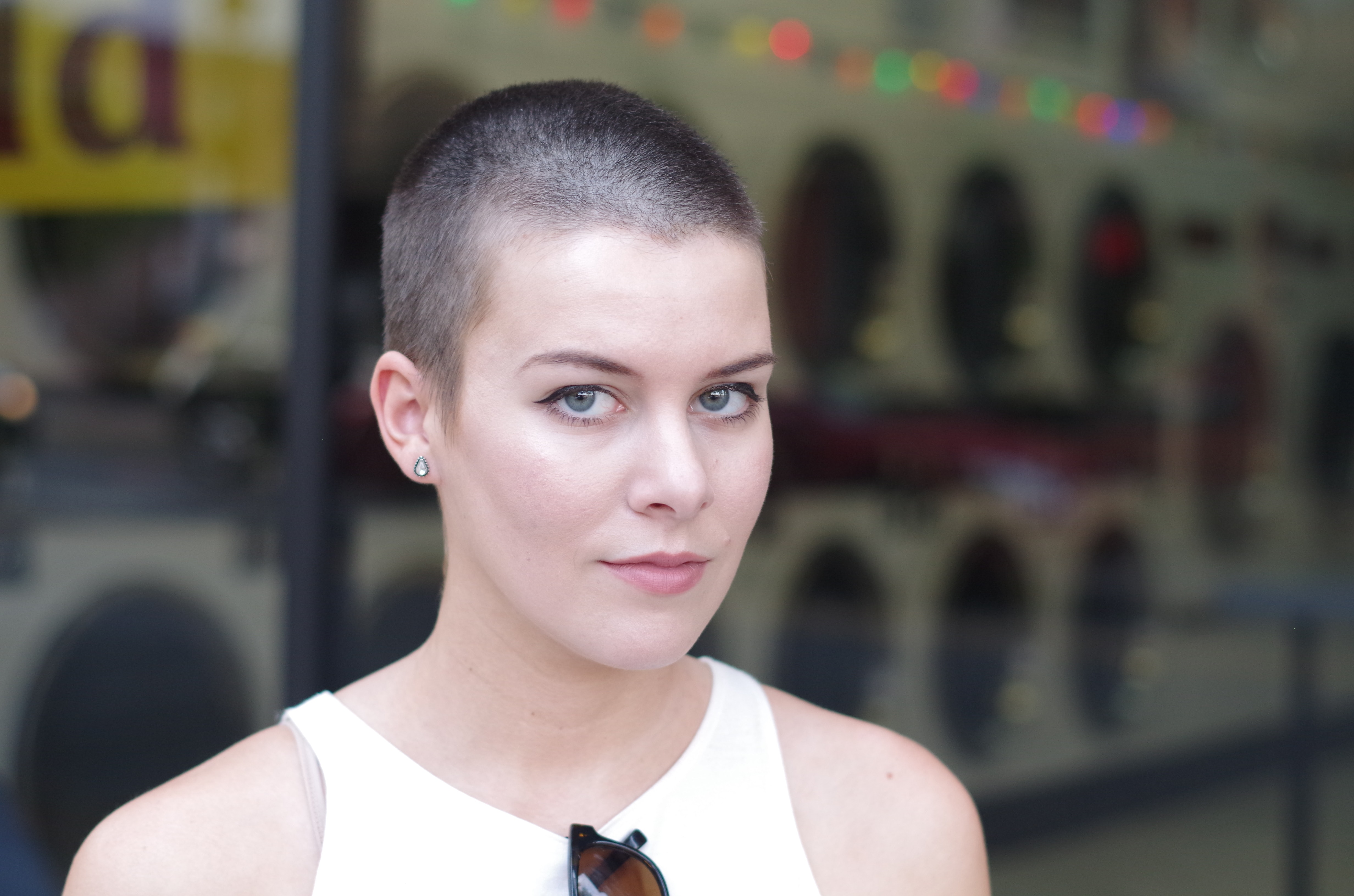 9 Things Girls With Shaved Heads Are Tired Hearing About Our