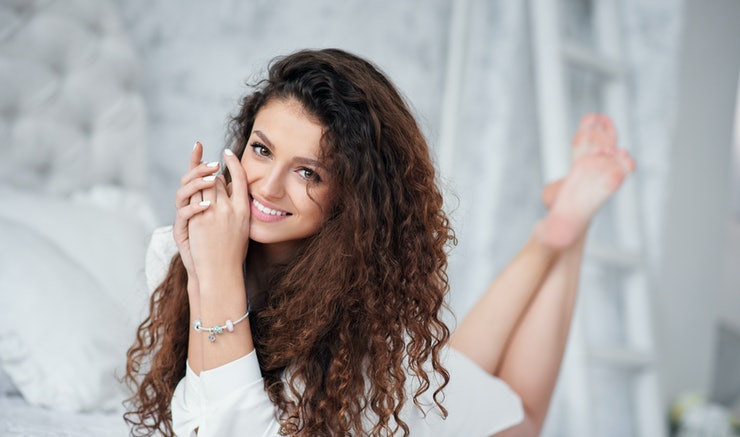 how to get good curls overnight