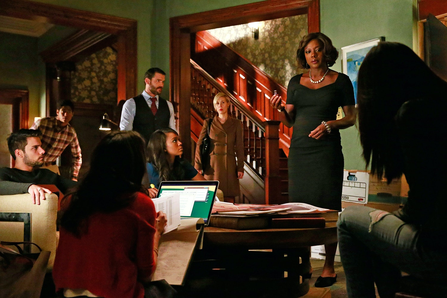 How Many Episodes Of 'how To Get Away With Murder' Will Season 2 Have? Get  Ready For More Intrigue