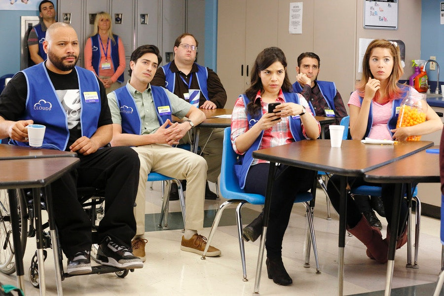 the  u0026 39 superstore u0026 39  cast could bring nbc back into the hit
