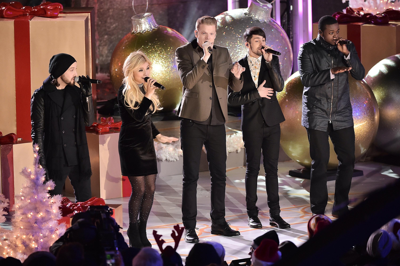 Ranking Pentatonix Christmas Songs on 'That's Christmas to Me ...