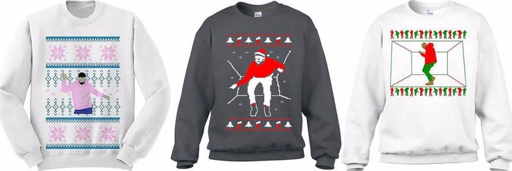 Where to buy holiday sweaters