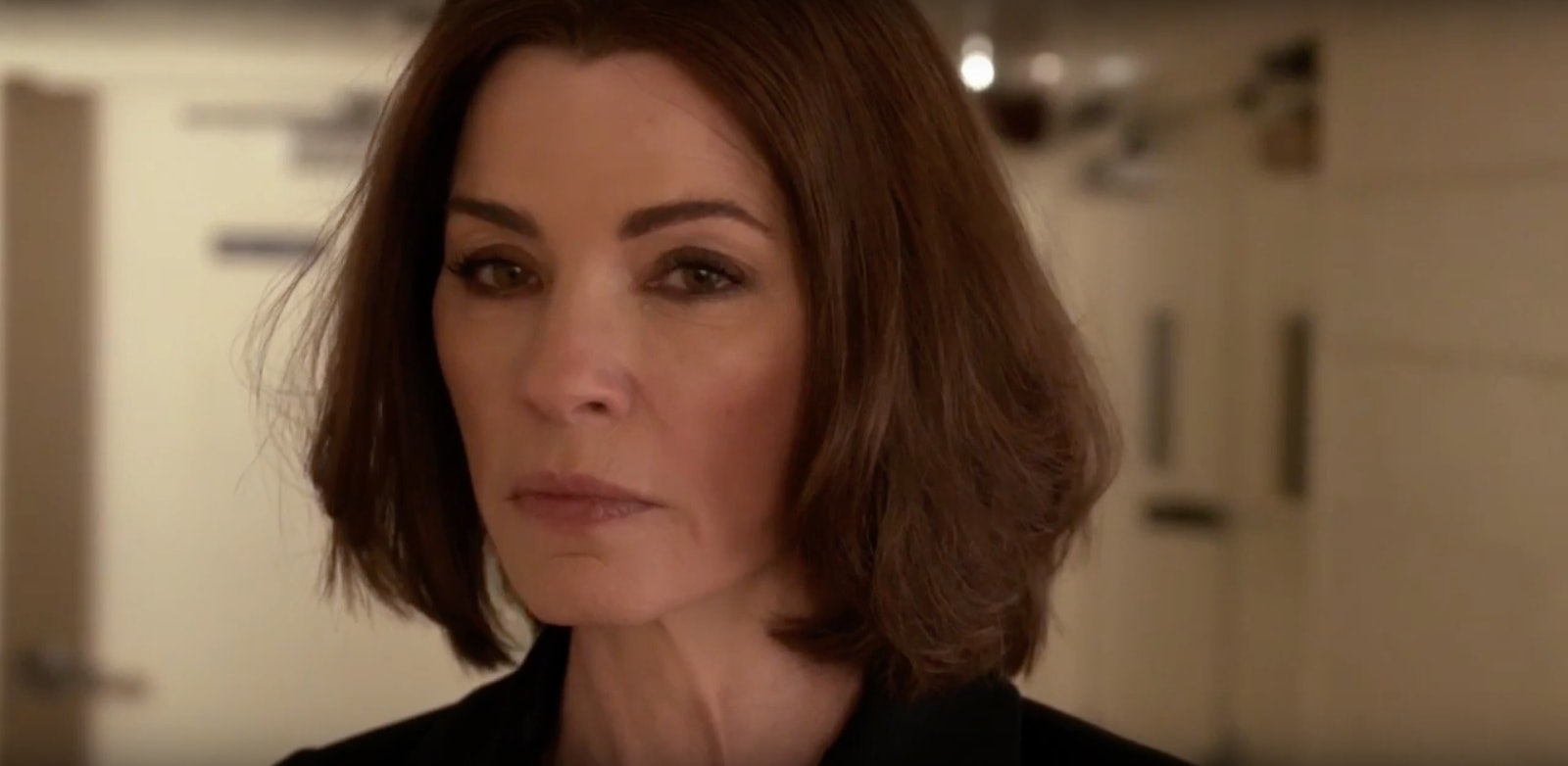 how 'the good wife' series finale perfectly echoed the pilot