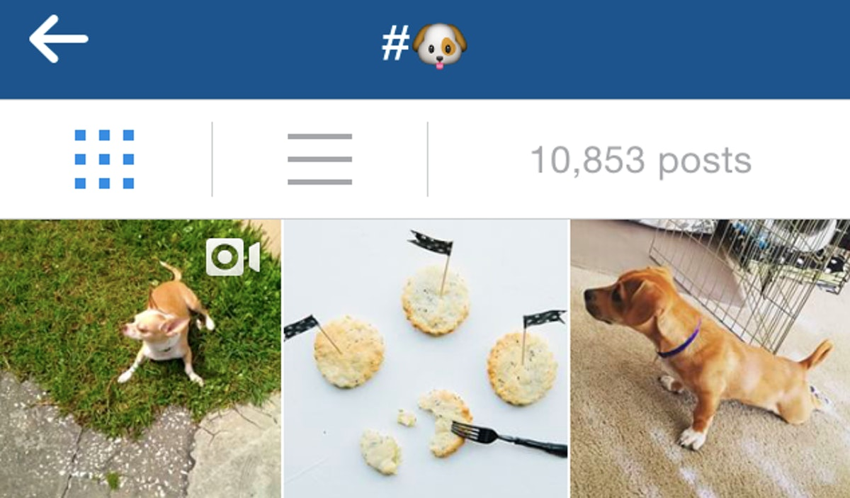 Hashtag Emojis on Instagram Are Now Possible — Insert ...