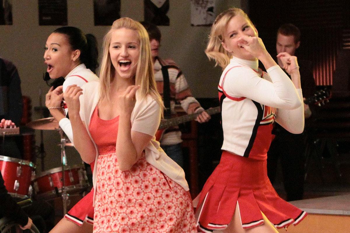 Glee series finale wedding