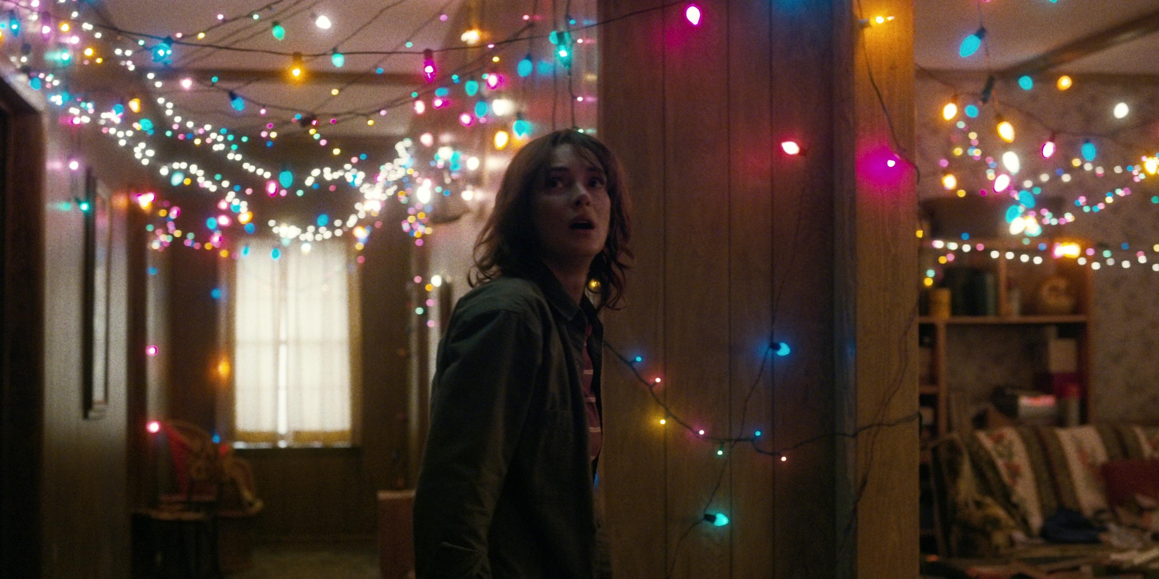 Résultats de recherche d'images pour «stranger things lights»