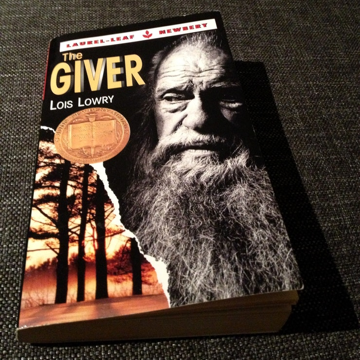 """a critique of the movie adaptation of lois lowrys dystopian novel the giver This item:the giver (giver quartet) by lois lowry paperback $899 in stock   review """"a powerful and provocative novel""""—the new york times """"wrought."""