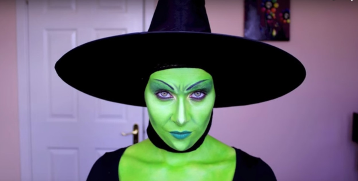 how to do witch makeup for halloween from u0027the craft u0027 to u0027the