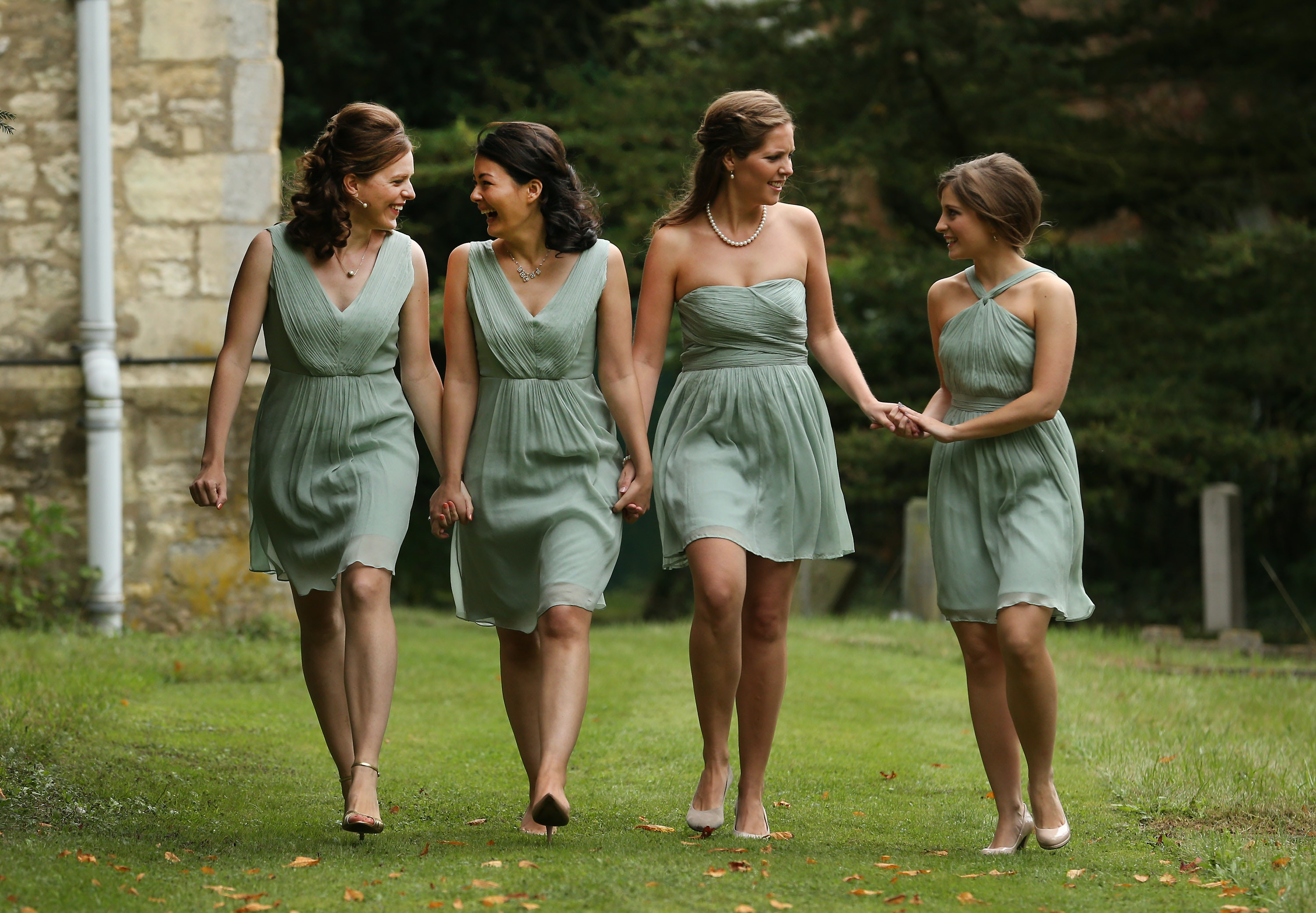 30 gorgeous alternative bridesmaids dresses ombrellifo Image collections
