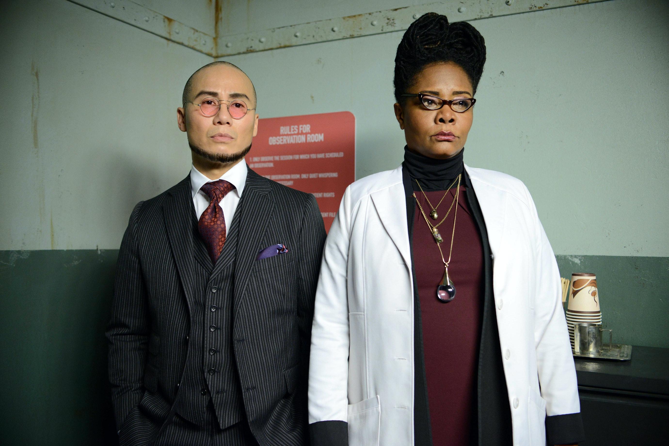 Gotham, saison 2 : Rise of the Villains