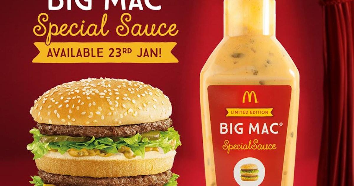 how to make big mac sauce like mcdonald& 39