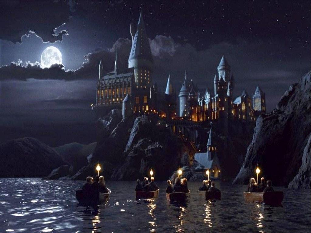 Image result for harry potter castle