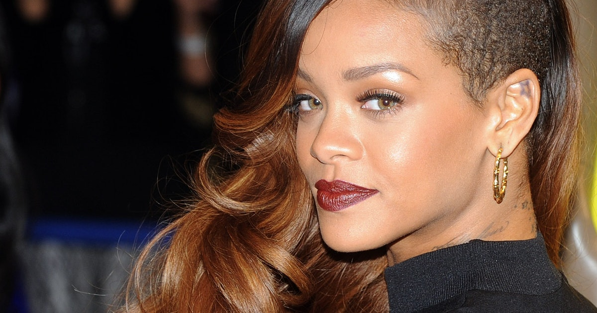 Rihannas Hair Styles: 37 Rihanna Hairstyles Broken Down By Colour That Prove She