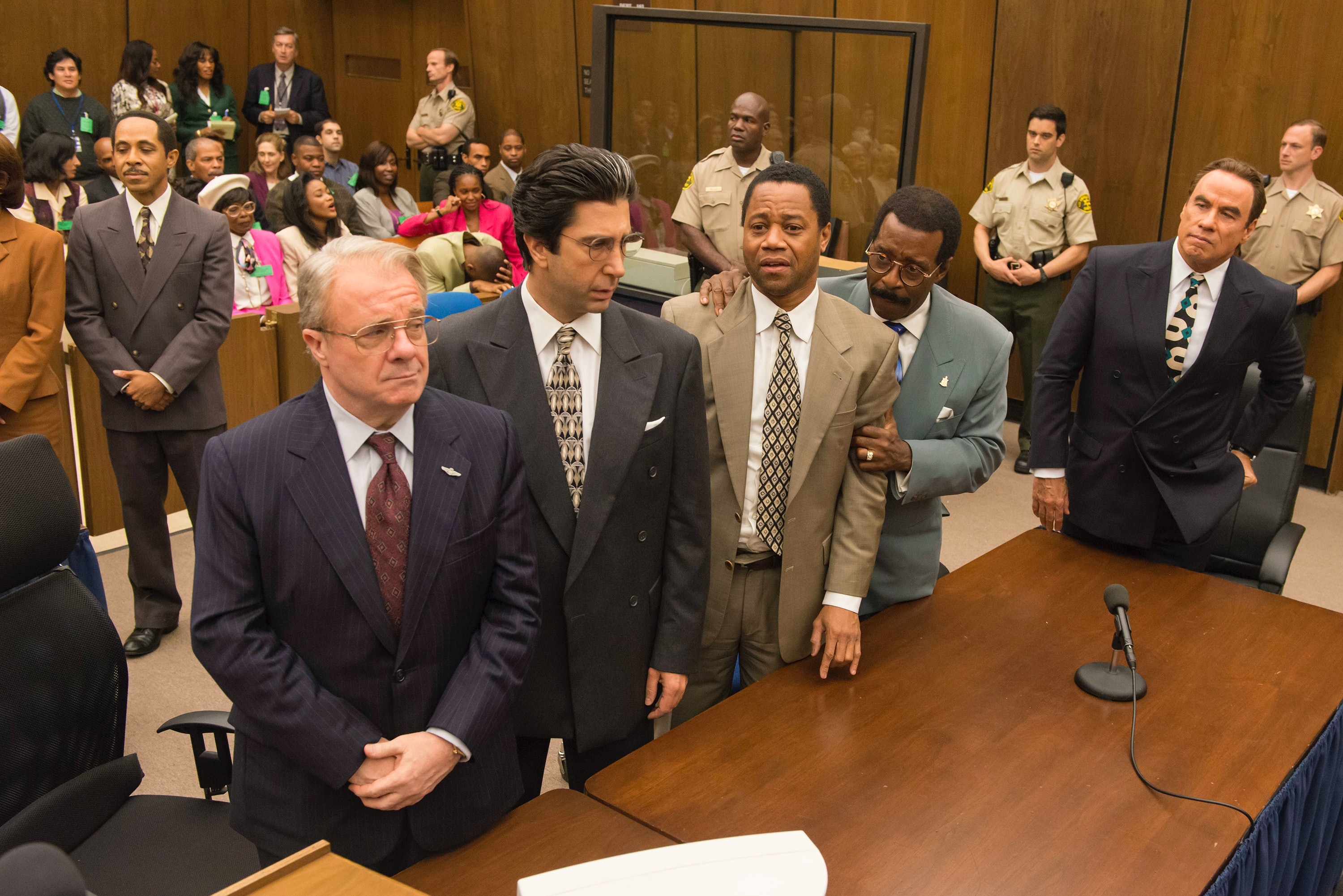 Image result for the people vs oj simpson