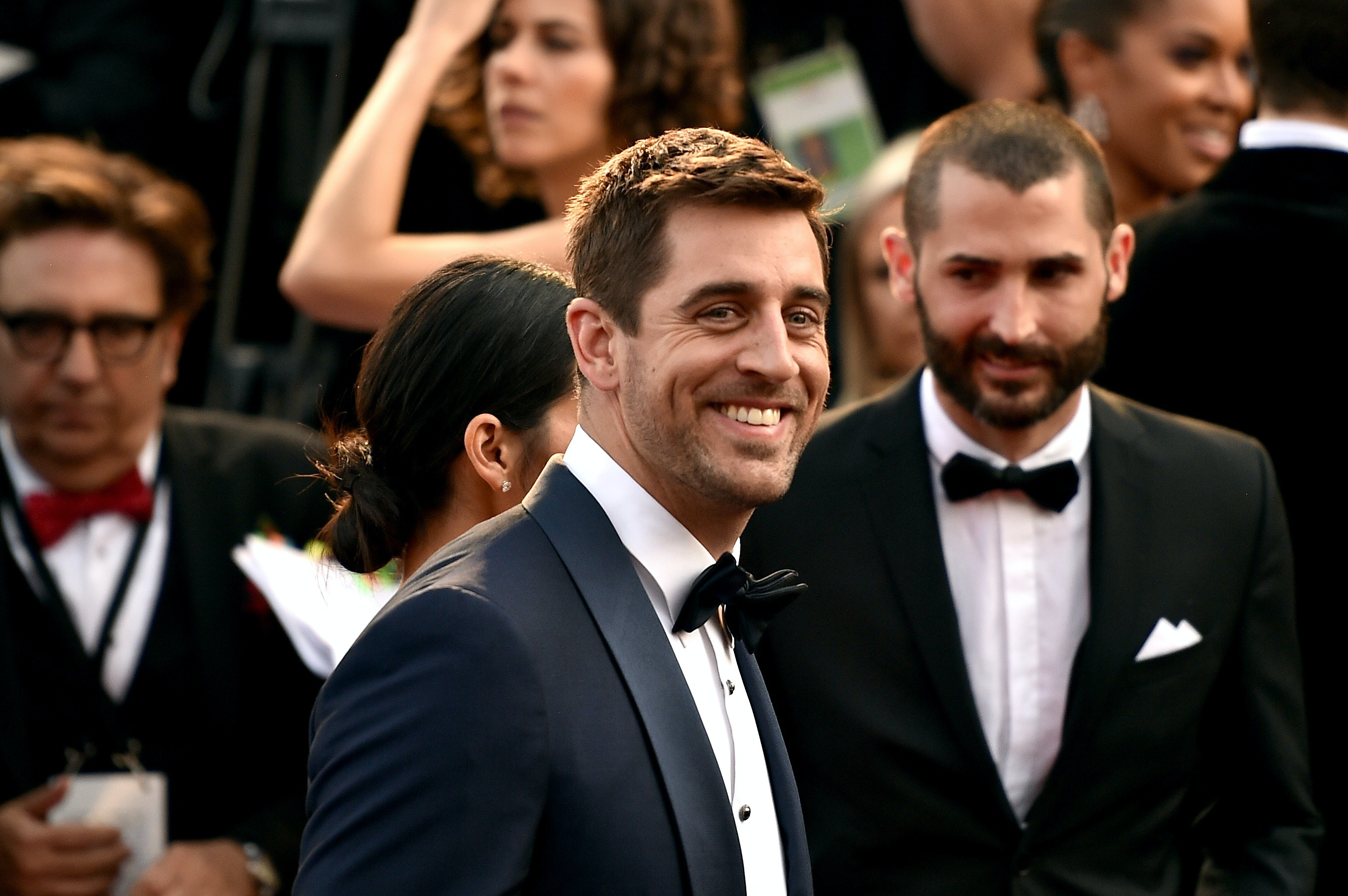 What Is Aaron Rodgers Net Worth The Bachelorette Star s Older