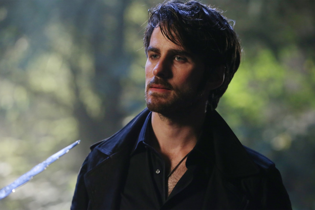 hooks death once upon a time season 5 Watch once upon a time - season 5 episode 2 - the price on tvbuzer in an effort to protect emma, regina steps up in a surprising way that will test her mettle as a force for good.