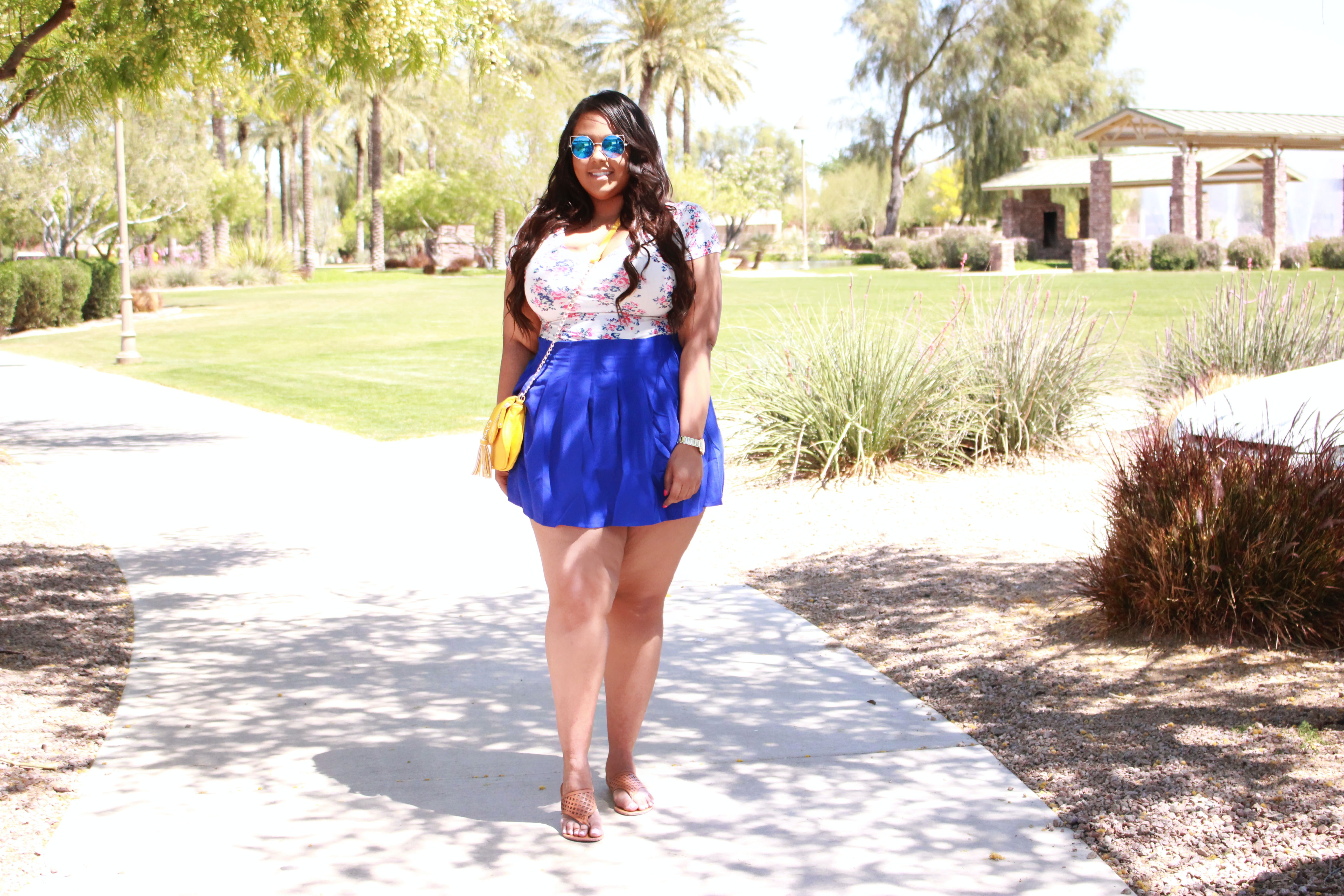 15 Plus Size Mini Skirts & Short Shorts, Because It's Time For ...