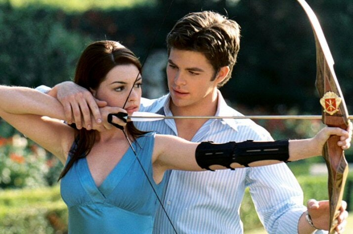 Chris Pine Princess Diaries 2 Gif