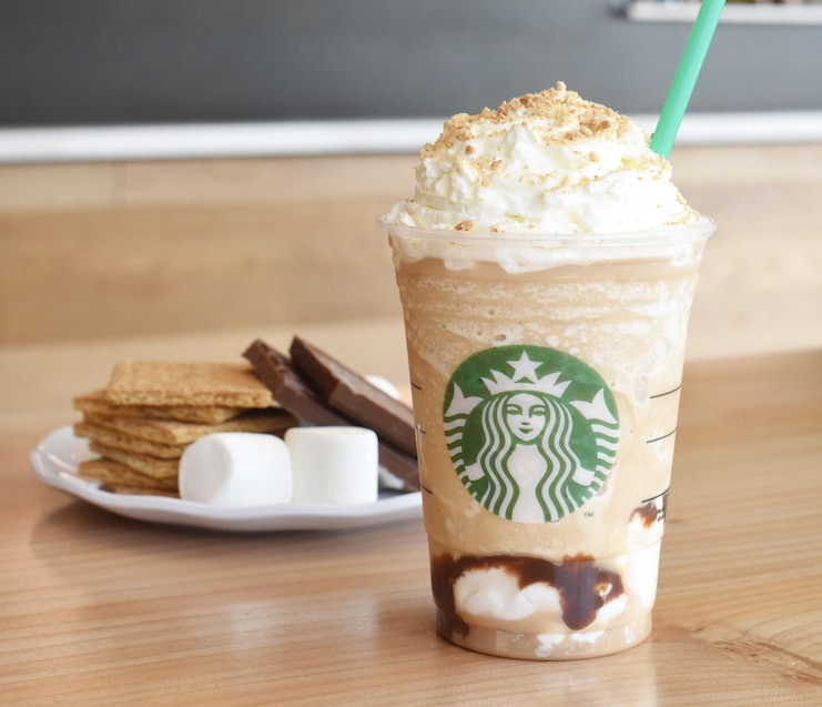 「s'mores frappuccino」の画像検索結果