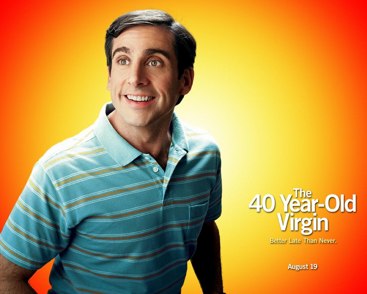 Αποτέλεσμα εικόνας για The 40-Year-Old Virgin movie