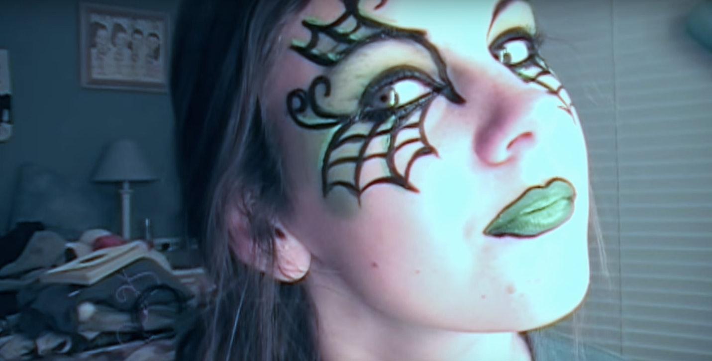 7 easy last minute halloween witch makeup tutorials because it u0027s