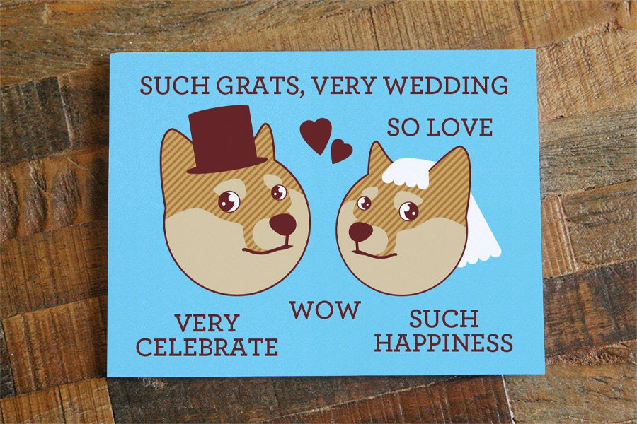 14 Funny Wedding Cards That Are Guaranteed To Make The Bride And – Funny Wedding Cards Congratulations