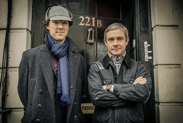 Benedict Cumberbatch's 'Sherlock' Christmas Special Leaves Us With ...