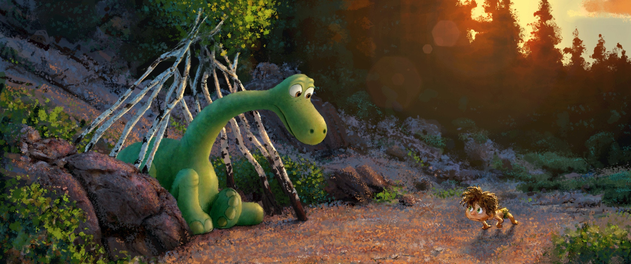 Image result for pixar the good dinosaur